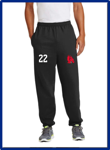 DRAGONS - PC90P Port & Company® - Essential Fleece Sweatpants