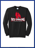 DRAGONS - PC90 Port & Company® - Essential Fleece Crewneck Sweatshirt