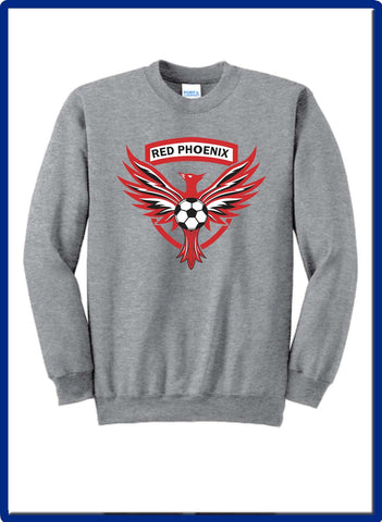 PHOENIX - PC90 Port & Company® - Essential Fleece Crewneck Sweatshirt