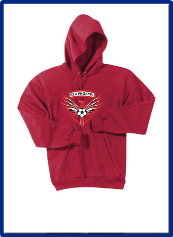 PHOENIX - PC90H Port & Company® - Essential Fleece Pullover Hooded Sweatshirt