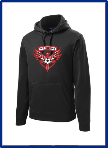 PHOENIX - ST290 Sport-Tek® Repel Fleece Hooded Pullover