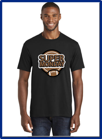 Super Monday - PC450 Port & Company® Fan Favorite™ Tee