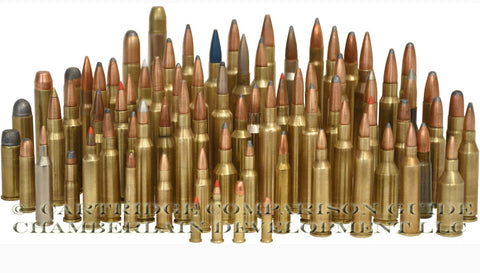 Rifle Cartridge Family