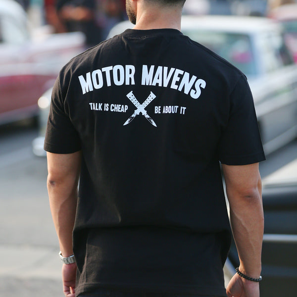 Be About It T-Shirt by MotorMavens
