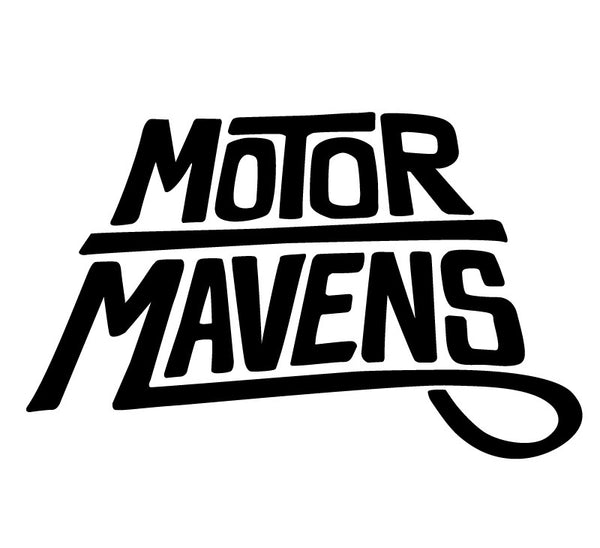 MotorMavens Sharpie Logo Decal