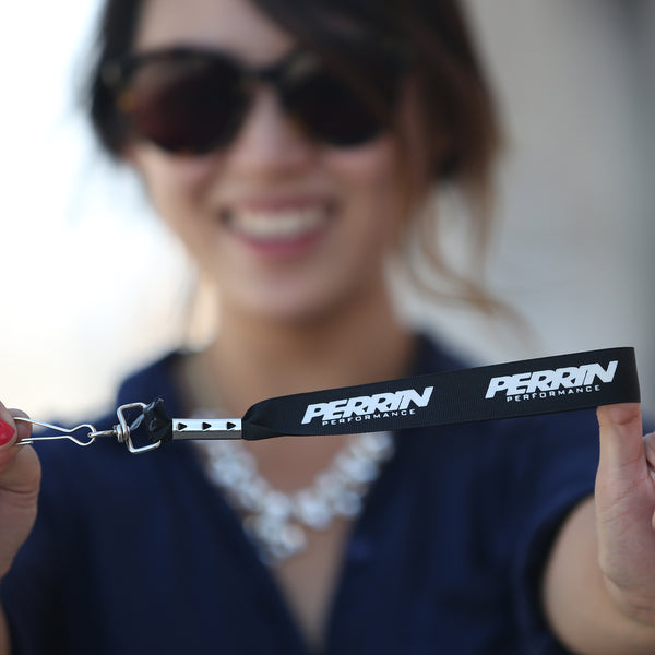 Short Lanyard Keychain by 86FEST/Perrin Performance