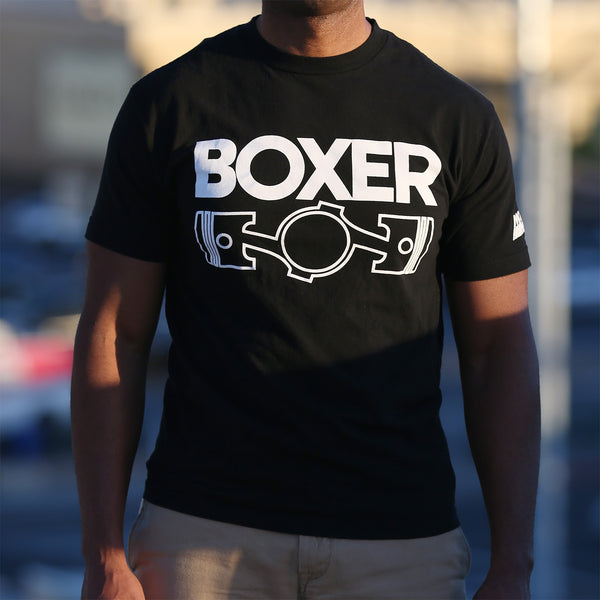 Boxer Engine T-Shirt by MotorMavens