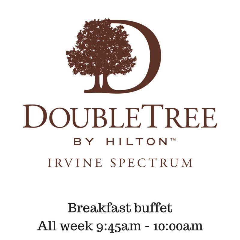 DoubleTree by Hilton Irvine - Breakfast