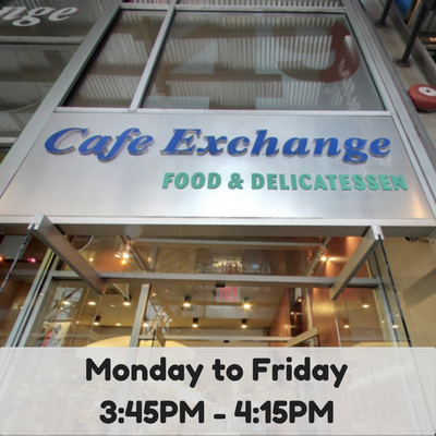 Cafe Exchange
