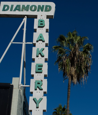 Diamond Bakery (Beverly Grove, Los Angeles)