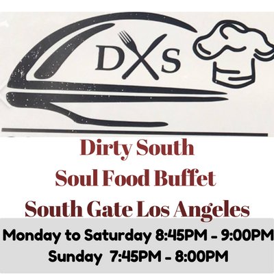 Dirty South Soul Food (South Gate Los Angeles)