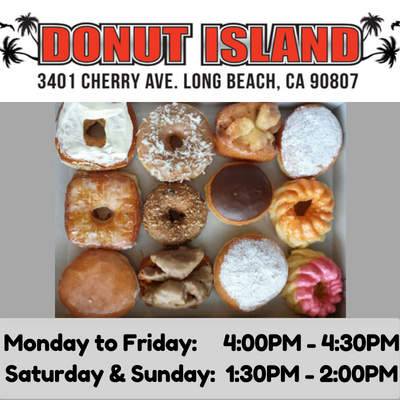 Donut Island - Long Beach
