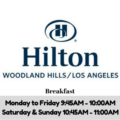 Hilton Woodland Hills - Breakfast