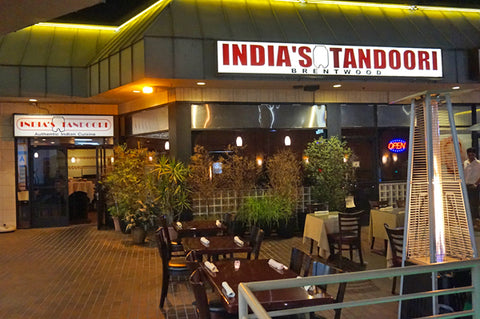 India's Tandoori (Brentwood) - Lunch