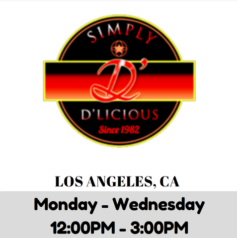 Simply D'licious (Los Angeles, CA)