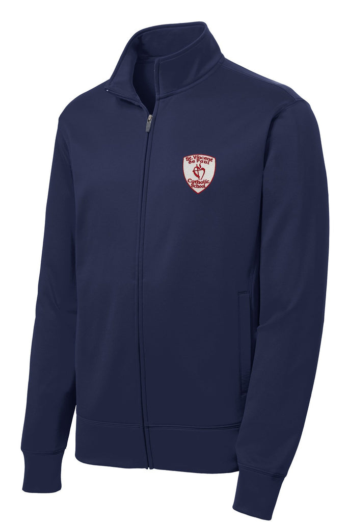 241 St. Vincent de Paul Athletic Lightweight Jacket