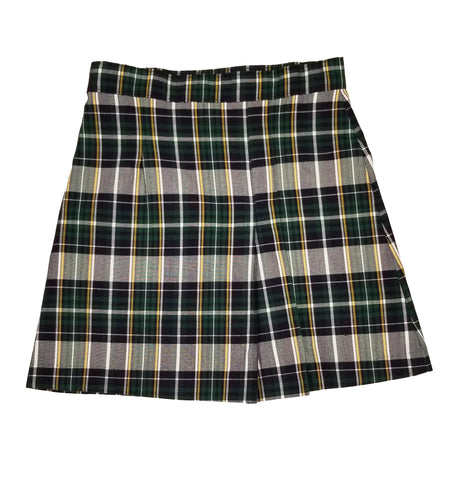 St. John Bosco - Plaid Skort 3-8 Girls