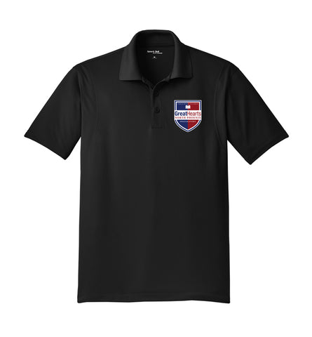 Boys Dry Fit Polo 7th-12th Grade
