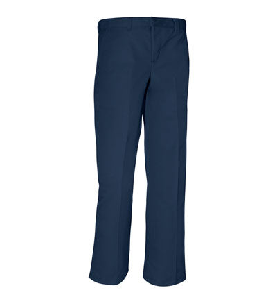 Saint Theresa Boys Flat Front Navy Twill PS-8th Grade (required/approved Pant only)