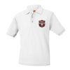 8761 Trivium Prep Boys Short Sleeve Polo 9th-12th Grade Only