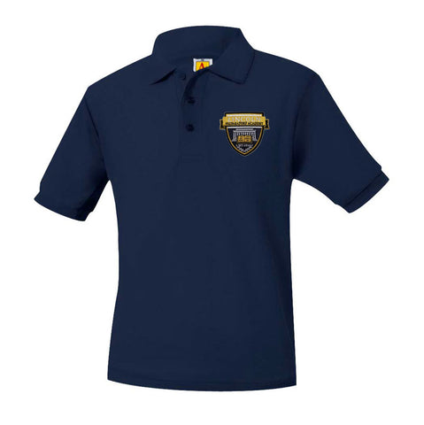 8761 Lincoln Prep Unisex Short Sleeve polo