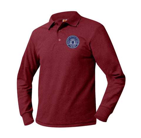 8766 Archway Chandler Long Sleeve Polo