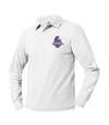 8766 Arizona College Prep Unisex Long Sleeve Polo