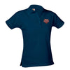 9715 Glendale Prep Girls Short Sleeve Polo
