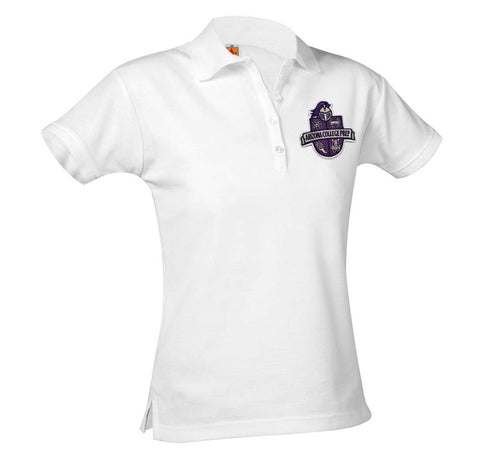 9715 Arizona College Prep Girls Short Sleeve Polo