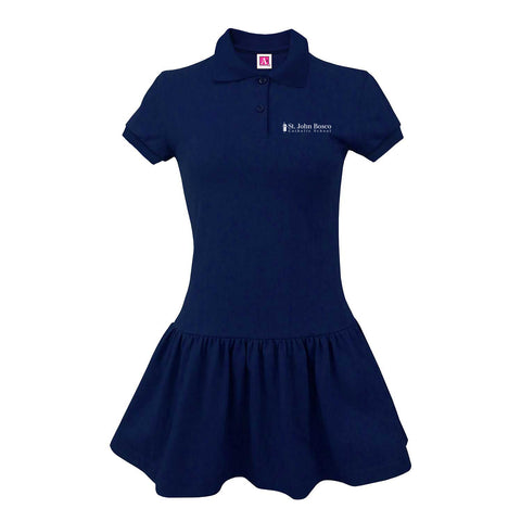 St. John Bosco Jersey Knit Dress PS-PK
