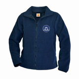 6202 Archway Chandler Unisex Fleece Jacket NAVY