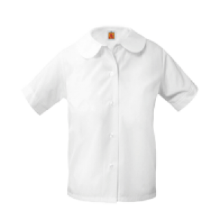 STA - Grades K-3, Girls Short Sleeve Blouse