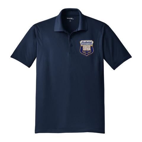 Scottsdale Prep Boys Dry Fit polo