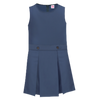 1194PSR Archway Anthem Navy jumper with kick pleats