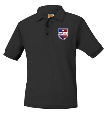 8761 North Phoenix Prep Unisex Short Sleeve Polo 7th- 8th Grade