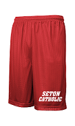 Seton Catholic Prep Mesh Gym Shorts