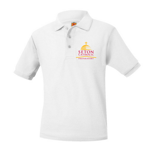 Seton Catholic Prep Unisex Polo