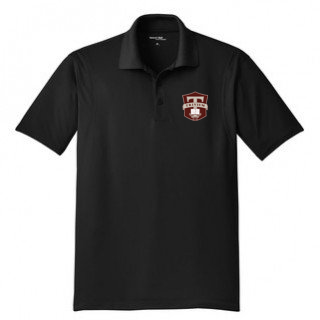 ST650 Trivium Prep Boys Dry Fit polo