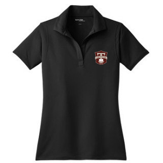 LST650 Trivium Prep Girls Dry Fit polo