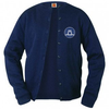 4917 Archway Lincoln Girls Cardigan Navy