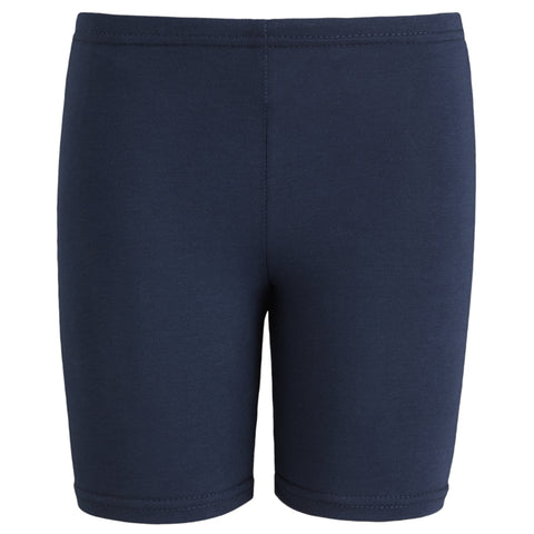 St. John Bosco Girls Bike Navy Shorts PS-8TH GRADE