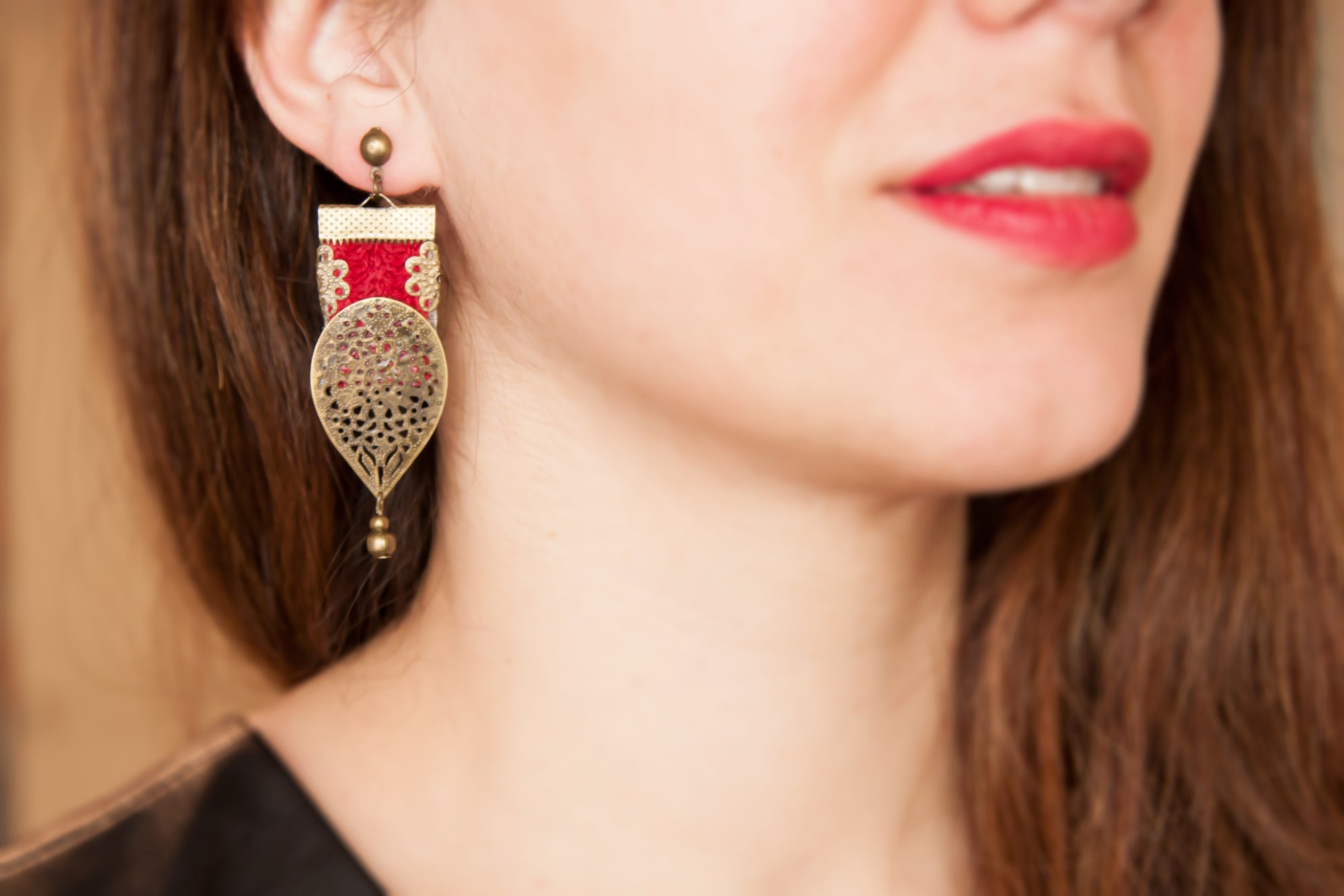 Handmade Earrings - Maryam Mohi