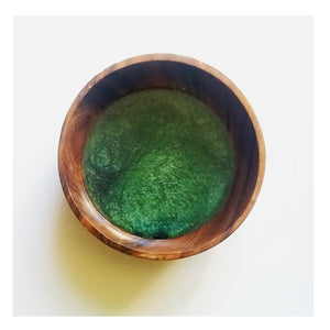 Artszy resin eproxy accent bowl