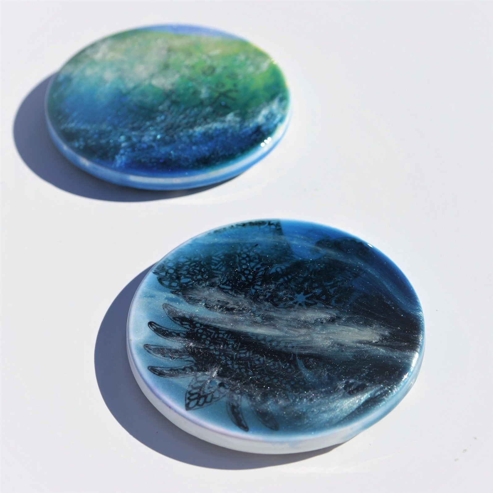 artszy resin coasters
