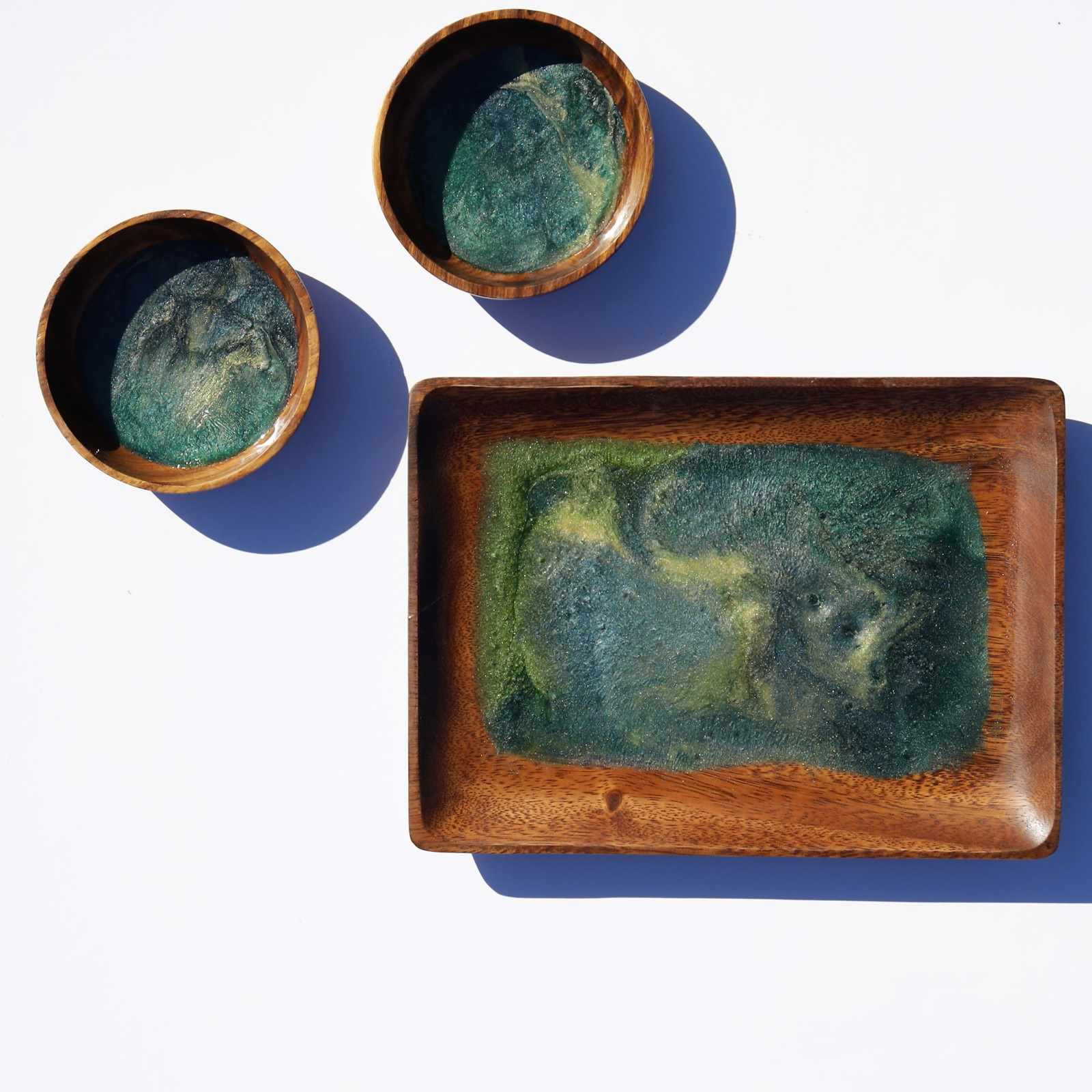 artszy resin tray