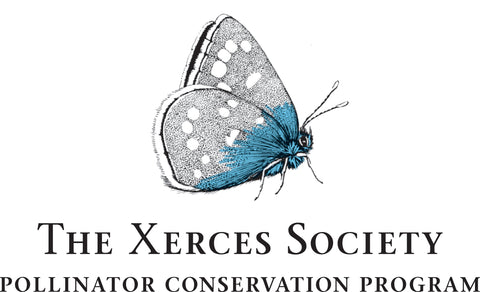 Xerces Society, Pollinator Conservation Program, Logo