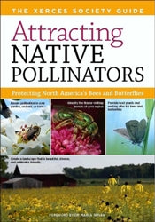 Attracting Native Pollinators bookcover