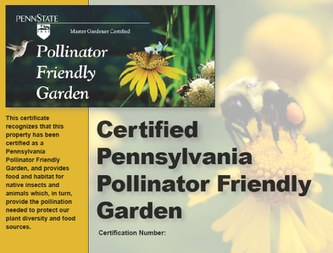 Penn. State U. Center for Pollinator Research website image