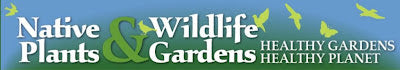 Native Plants and Wildlife Gardens logo