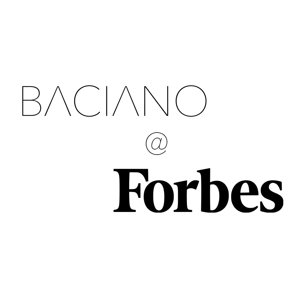 Baciano featured on Forbes.com. Fabulous fall fashions for the entire family by frobes